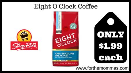 Eight O'Clock Coffee