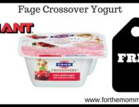 Fage Crossover Yogurt
