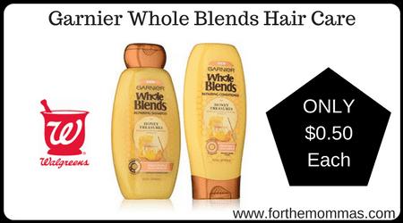 Garnier Whole Blends Hair Care