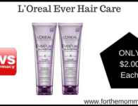 L'Oreal Ever Hair Care