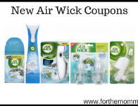 New Air Wick Coupons