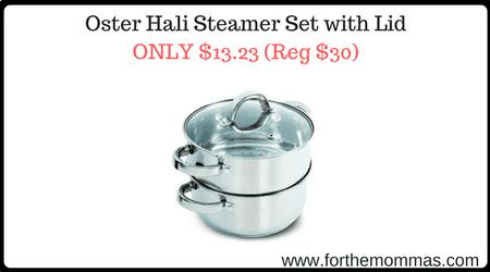 Oster Hali Steamer Set with Lid