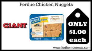 Perdue Chicken Nuggets
