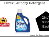 Purex Laundry Detergent ONLY $0.99 Each Starting 5/19!