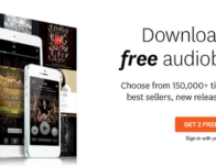Sign up for Audible FREE for 1 Month + 2 Free Book</body></html>