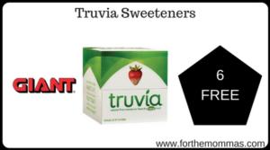 Truvia Sweeteners