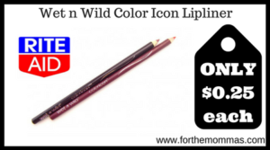 Wet n Wild Color Icon Lipliner
