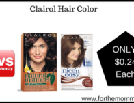 Clairol Hair Color
