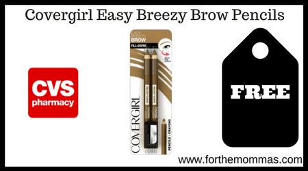 Covergirl Easy Breezy Brow Pencils