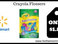 Crayola Flossers