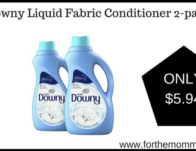 Downy Liquid Fabric Conditioner 2-pack