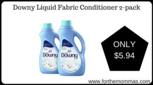 Downy Liquid Fabric Conditioner 2-pack