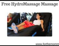 Free HydroMassage Massage