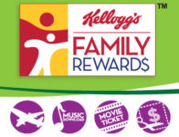 Kellogg's Rewards Points – 100 Free Reward Points!