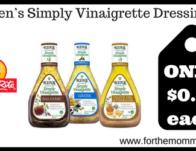Ken's Simply Vinaigrette Dressing
