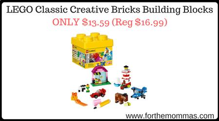 LEGO Classic Creative Bricks Building Blocks