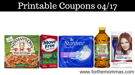 Newest Printable Coupons 04/17: Save On Newman's Own, Pine