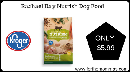 Online Coupons For Rachael Ray Dog Food
