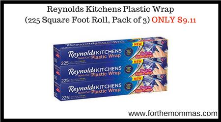 Reynolds Kitchens Plastic Wrap