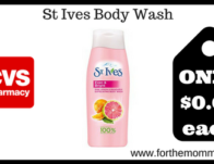 St Ives Body Wash