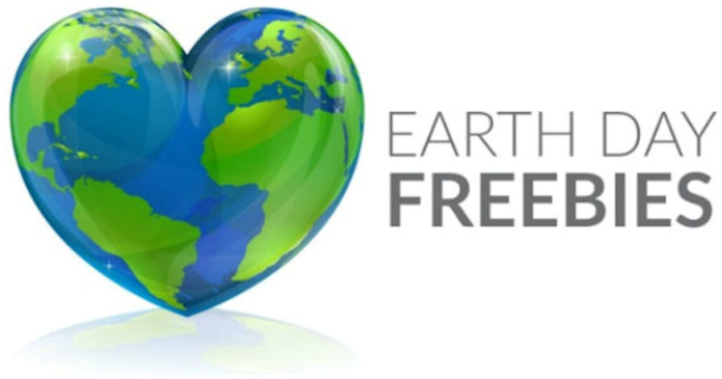 2018 Earth Day Freebies RoundUp!