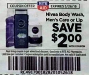 Nivea Men Face Wash