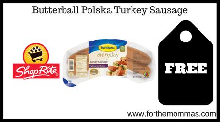 Butterball Polska Turkey Sausage