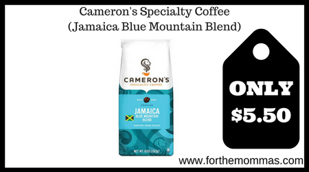 Cameron S Coffee Coupon