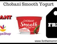 Chobani Smooth Yogurt