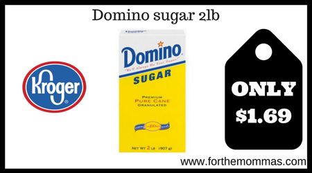 Domino sugar 2lb