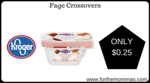Fage Crossovers