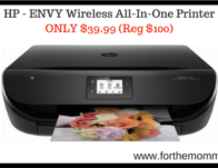 HP - ENVY Wireless All-In-One Printer