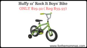 """Huffy 12"""" Rock It Boys' Bike"""