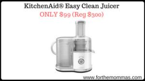 KitchenAid® Easy Clean Juicer
