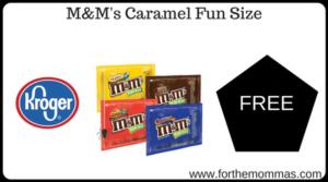 M&M's Caramel Fun Size