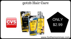 got2b Hair Care