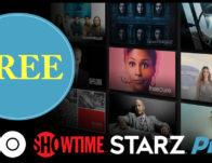 35 Days of Free Premium TV & Movie Trials