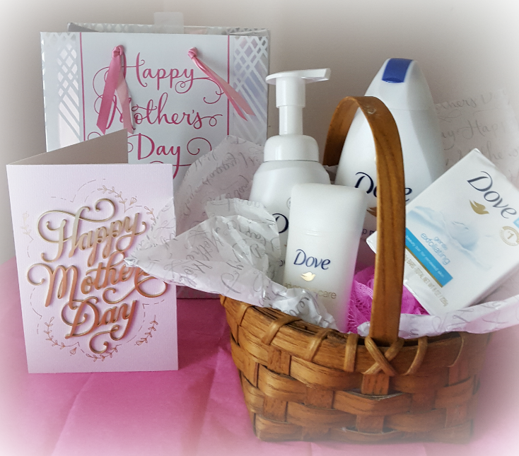 Pampering Mother's Day Gift Basket
