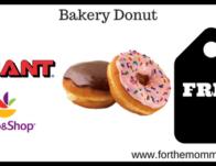 Bakery Donut
