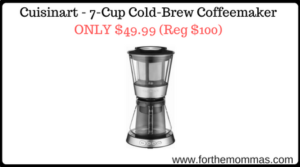 Cuisinart - 7-Cup Cold-Brew Coffeemaker