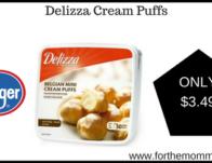 Delizza Cream Puffs
