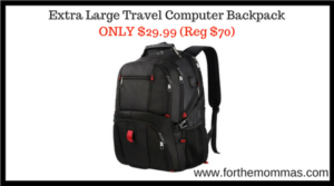 Extra Large Travel Computer Backpack