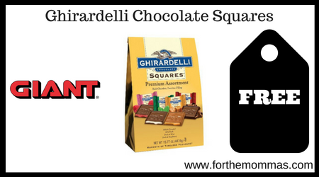 photograph about Ghiradelli Printable Coupons identified as Big: Absolutely free Ghirardelli Chocolate Squares Starting up 6/8! - FTM
