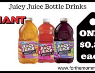 Juicy Juice Bottle Drinks
