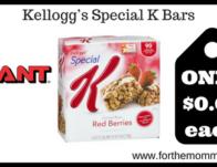 Kellogg's Special K Bars