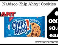 Nabisco Chip Ahoy! Cookies