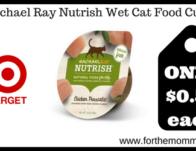 Rachael Ray Nutrish Wet Cat Food Cups