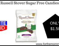 Russell Stover Sugar Free Candies