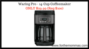 Waring Pro - 14-Cup Coffeemaker