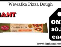 Wewalka Pizza Dough